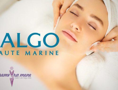 NOVO U SALONU – Biološki tretmani Cold Cream Marine linija